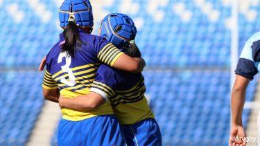 【写真】カップトーナメント ー第3回U18女子セブンズ