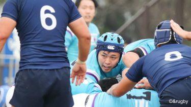 【写真】立教大v筑波大 関東大学対抗戦Aグループ 第4週