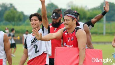 男子セブンズ日本代表、笑顔で府中合宿を終える|東京2020 オリンピック